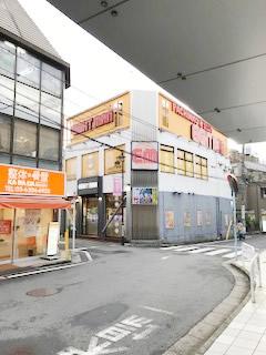 八幡山 美容室・美容院 TERRA 駅からの道案内3